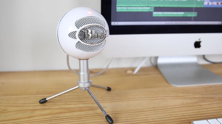 BLUE SNOWBALL ICE | BEST MICROPHONE FOR YOUTUBERS