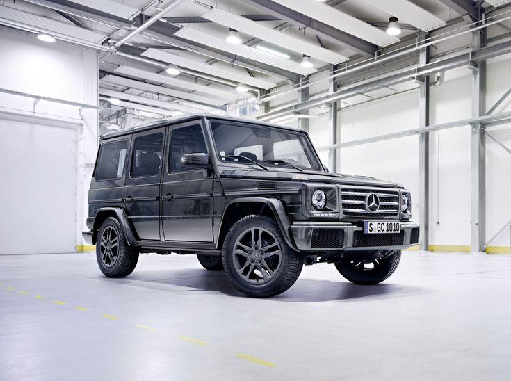 Mercedes G500 4x4² (2016)