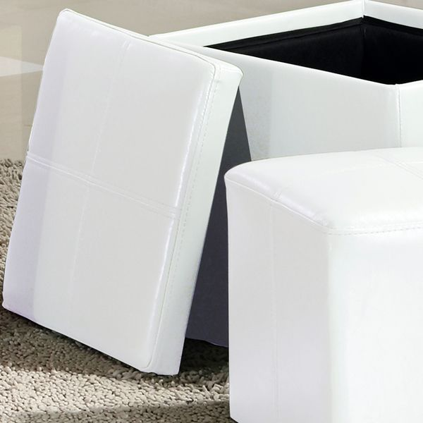 Best 25 White Storage Ottoman Ideas On Pinterest Downstairs Furniture Inspiration Downstairs Furniture Design And Tiny House Office