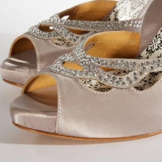 Hey Lady! Shoes with Swoon Bridal