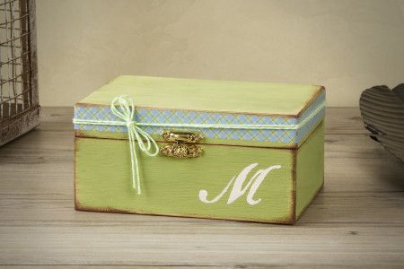 Colorful wooden keepsake boxes tutorial crafts acrylics for Wooden box tutorial
