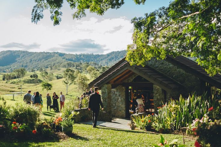Henzell's Chapel wedding Mt Pleasant