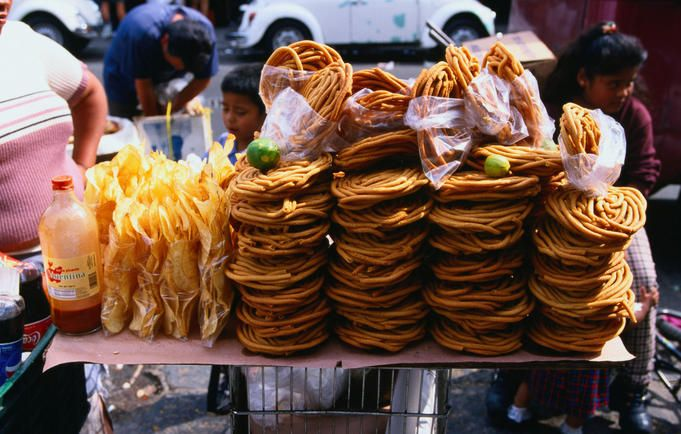 Street eats in Mexico - Lonely Planet