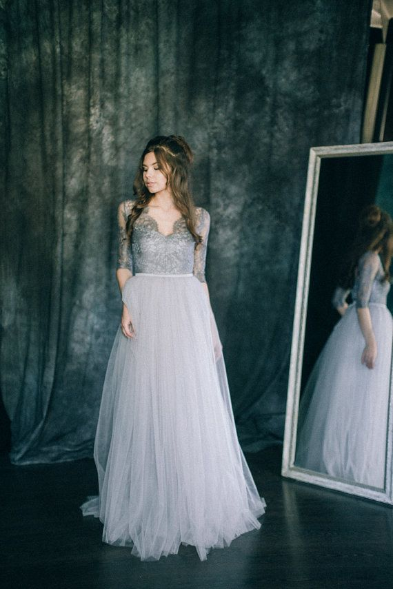 gray wedding dresses 17 best ideas about grey wedding dresses on 4597