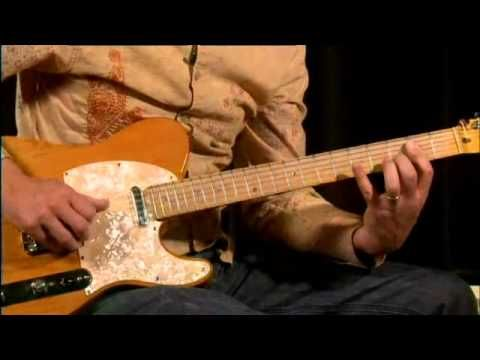 Country Hammer-On and Pull-Off Licks Guitar Lesson @ GuitarInstructor.co...