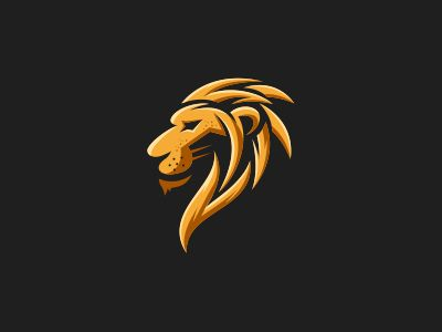 Lion by Modal Tampang #Design Popular #Dribbble #shots