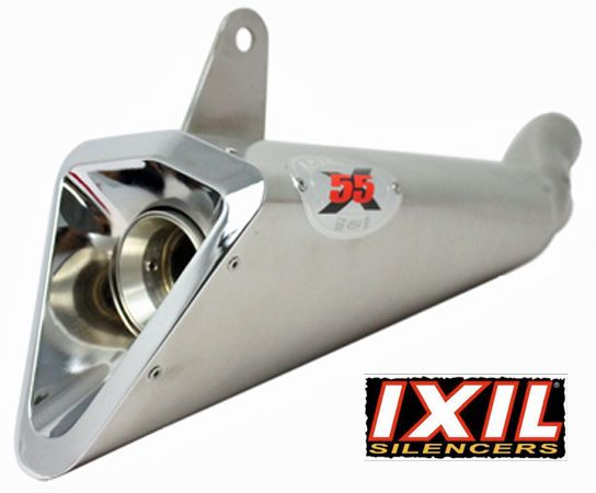 Yamaha MT09 2014 onwards IXIL X55 Full Exhaust System Exit