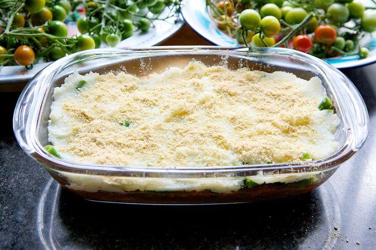 Recept: veganistische ovenschotel di Mama