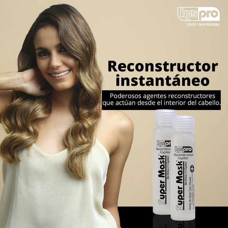 Recupera la sedosidad de tu cabello ¡nota el cambio inmediatamente!