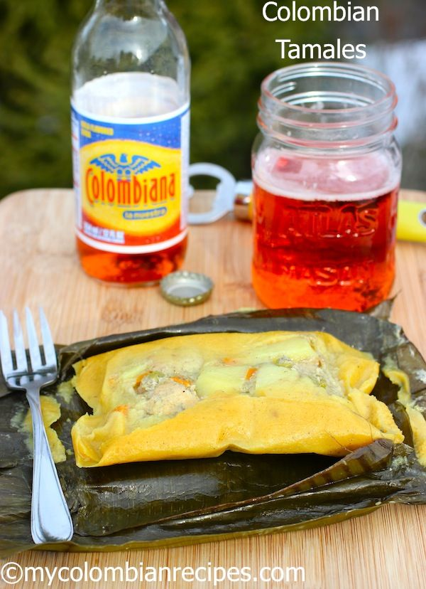 Mom's Colombian Tamales (Tamales Colombianos de mi Mamá) | My Colombian Recipes