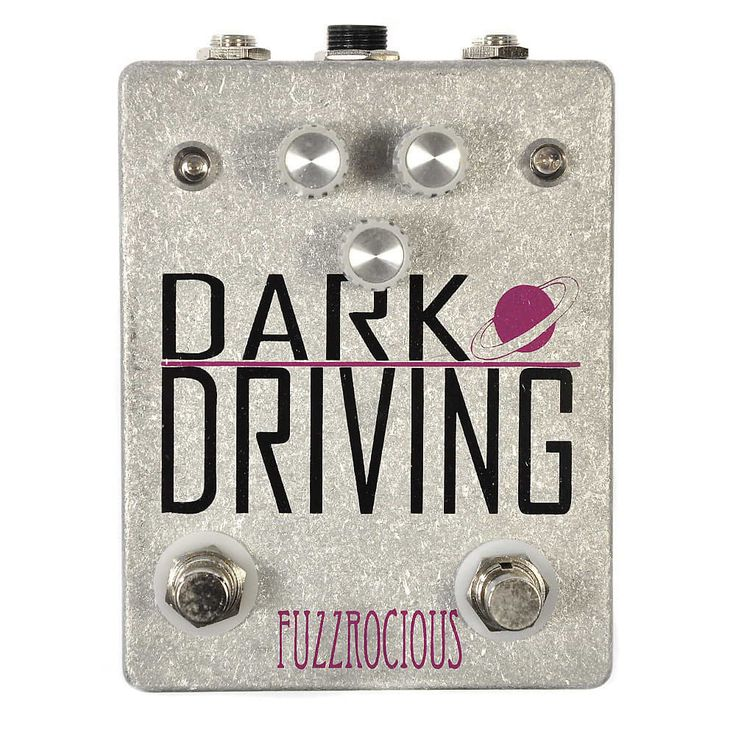 Fuzzrocious DARK DRIVING