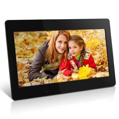 Aluratek Admpf118f 18.5 Inch Digital Photo Frame With 4Gb Built In Memory (Black)