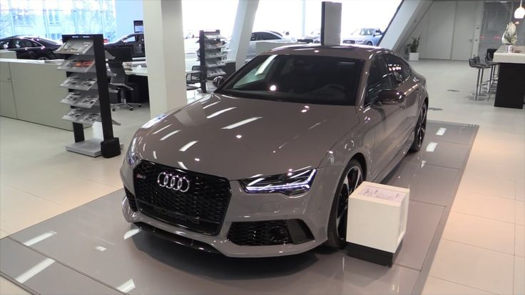 audi rs7 2016 in depth review interior exterior super special gand touring vehicles. Black Bedroom Furniture Sets. Home Design Ideas