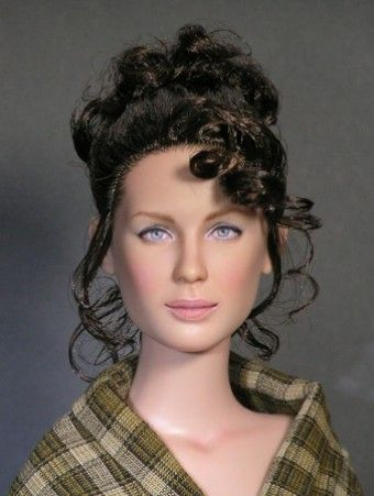 About Outlander Claire: Claire from the Outlander series from Jonah Hex Lilah by Susan of My Immortals
