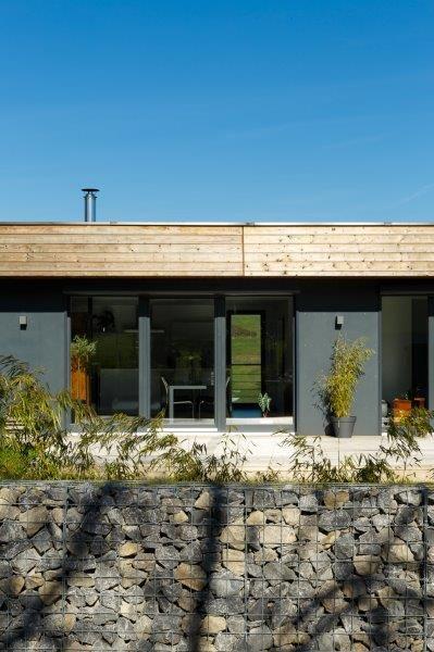 les 29 meilleures images du tableau booa agence alsace sur pinterest maison ossature bois. Black Bedroom Furniture Sets. Home Design Ideas