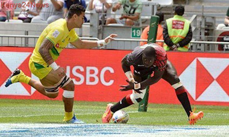 Kenya Sevens Rampaging Buffalo Kenya World Rugby Cape Town