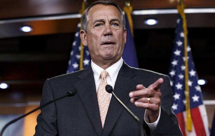John Boehner blames Sean Hannity, Rush Limbaugh for GOP going off the rails