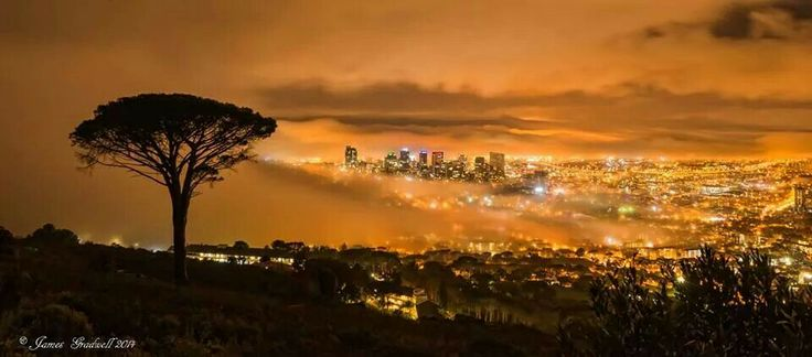 City mist by James Gradwell