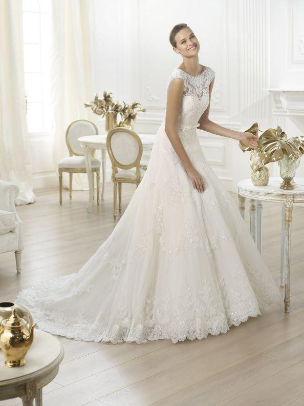 Svatební šaty Pronovias Lenit