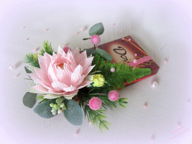 "Gallery.ru / Оформление шоколада ""Dove"" - ОФОРМЛЕНИЕ ПОДАРКОВ - alexbuket"