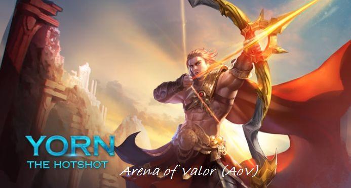 Game Arena of Valor (AoV), Game MOBA Yang Patut Dicoba!