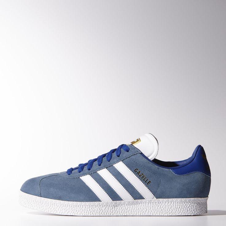 adidas Gazelle 2.0: Stonewash Blue
