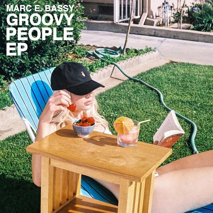 The soothing reggae-pop record marks the first single for Marc E. Bassy's upcoming album Groovy People. Bassy is joined by local Oakland superstar G-Eazy, with whom Bassy toured