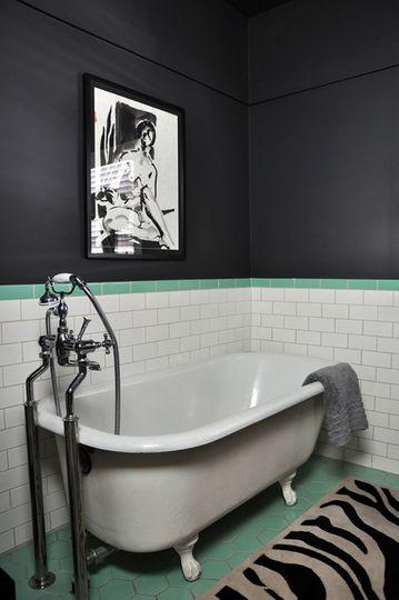 129 best bathroom images on pinterest bathroom duck for Duck egg blue bathroom ideas