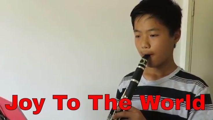 Joy To The World, Clarinet