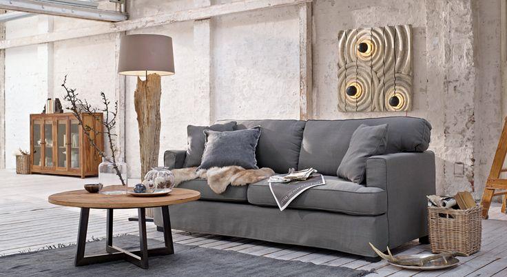 87 besten wohnen im industriestil bilder auf pinterest wohnen dachboden und lofts. Black Bedroom Furniture Sets. Home Design Ideas