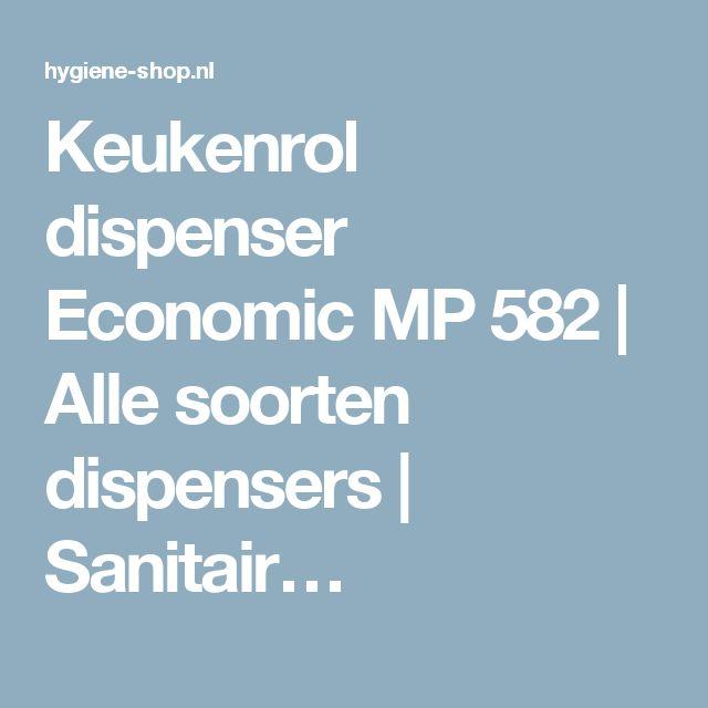 Keukenrol dispenser Economic MP 582 | Alle soorten dispensers | Sanitair…