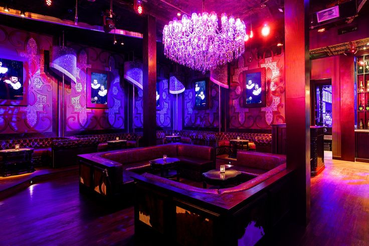 Reference for 'Poseidon', in Ava Sykes Book ! 5 Of The Best Clubs In LA
