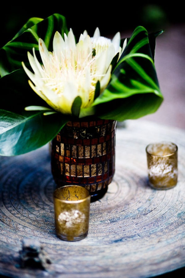 10 Best Images About Cocktail Centerpieces On Pinterest Receptions Purple Orchids And Votive