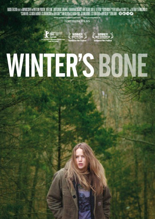 Winter's Bone (2010)-- need to watch