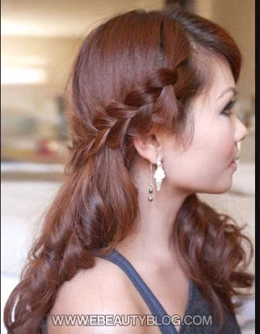Easy Hairstyles : Simple hairstyles, Hairstyles and Simple on Pinterest