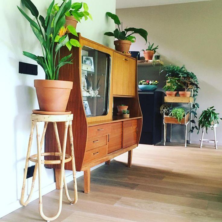 39 vind-ik-leuks, 1 reacties - Marleen Loeff (@marleen_loeff) op Instagram: 'Eindelijk een plantentafel gevonden die hier past! @kwantum_nederland nu voor maar 20€ @budgethome…'