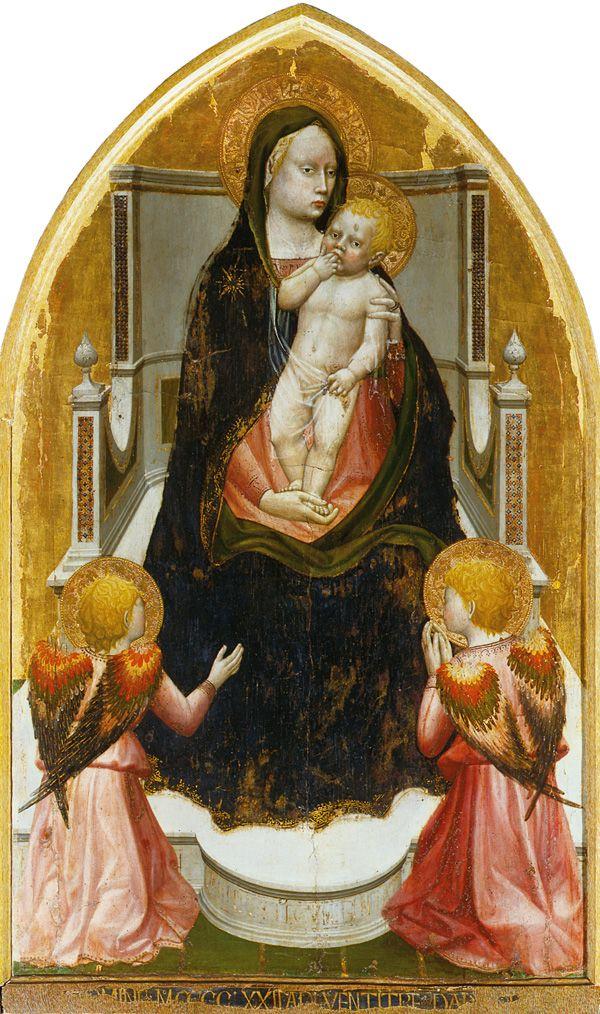 Trittico di San Giovenale - Masaccio, Museomasaccio.it