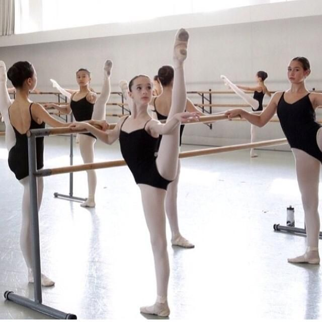 152 best at the barre images on pinterest for Exercices barre danse classique