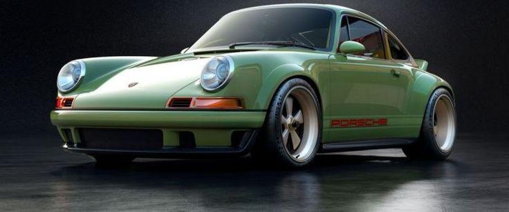 The Glorious Porsche 911 with 500 Horses