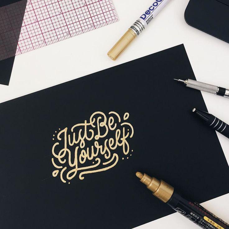 Good typography — Work by @winkandwonder Follow us: @goodtypography...