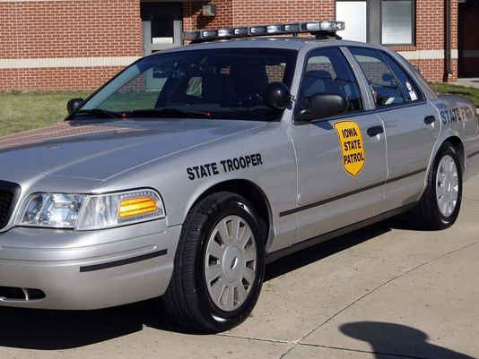 Some attorneys and other critics charge that Iowa law enforcement agencies — and specifically the Iowa State Patrol — target vehicles bearing out-of-state license plates in an effort to seize cash.