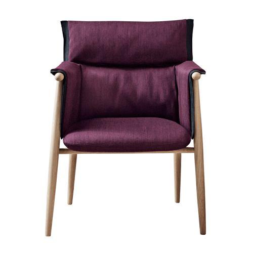 Carl Hansen - E005 Embrace Chair   Carl Hansen   EOOS