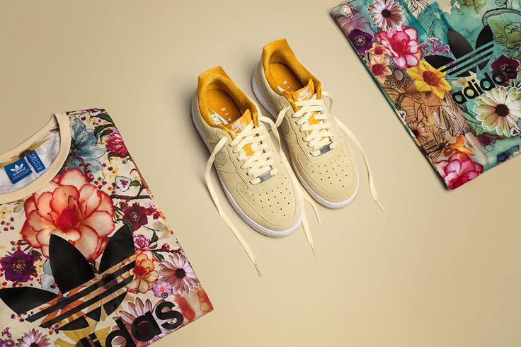 Spring in GaleriaMarek.pl style: Dorota Bielecka #adidas #nike