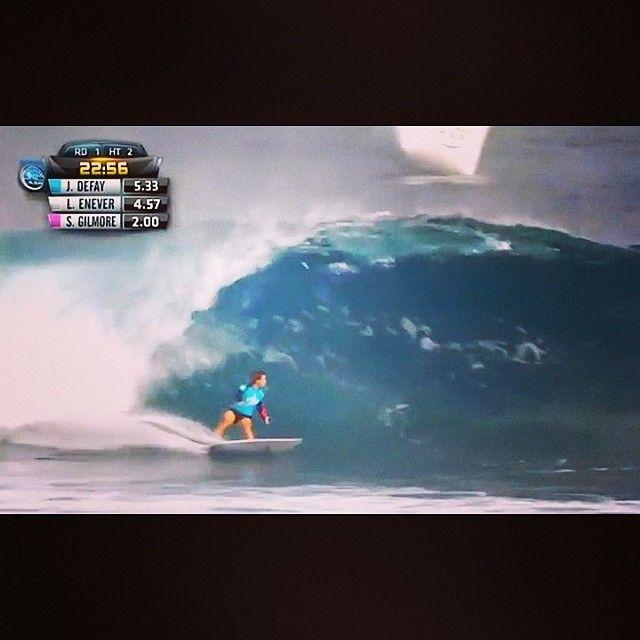 SURF : WCT FIJI PRO : Johanne Defay en Quart de finale ! | GENTLEMEN talents #FIJIPRO #WCT #ASP #SURF #FIJI #GOJOHANNE #VIDEO #RESULTATS #RESULTS