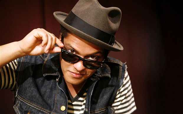 17 Best Images About BRUNO MARS