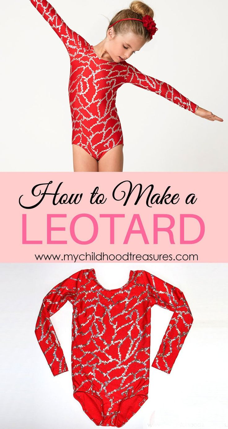 how to make a leotard - tips and pointers for pattern assembly and setting elastic | NO #sewing #pattern included with this #tutorial, but she suggests some for purchase