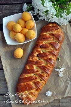 Винер Брод с абрикосовым джемом (Датская выпечка)