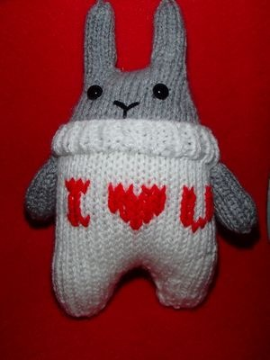 Bunny Boo Amigurumi : 1000+ images about My Knit Toy Patterns on Pinterest