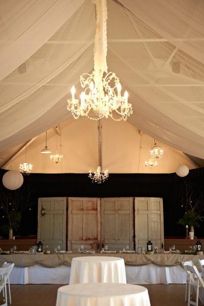 Love our ceiling at the Victoria Park Pavilion!