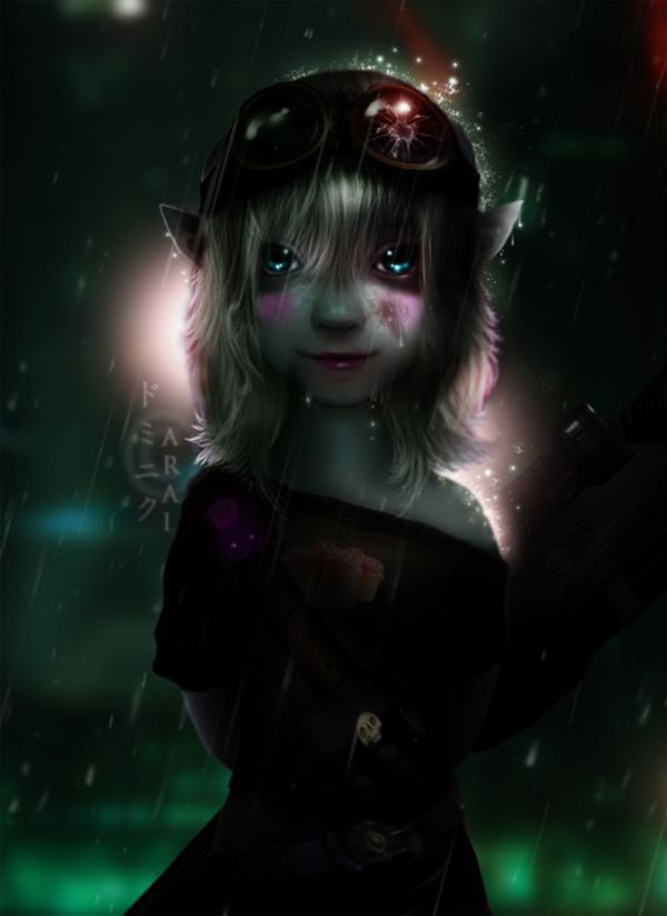 25 Best Tristana Images On Pinterest  League Legends -8228